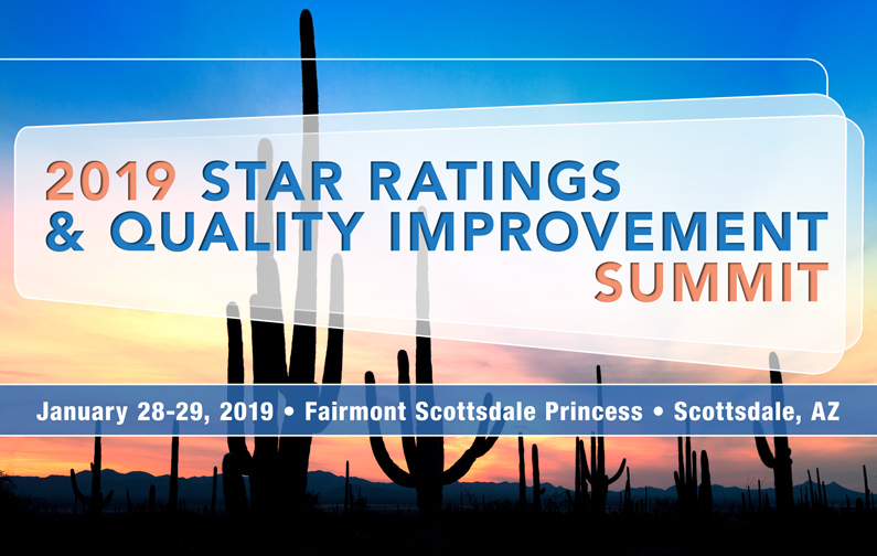 2019 Star Ratings & Quality Improvement Summit