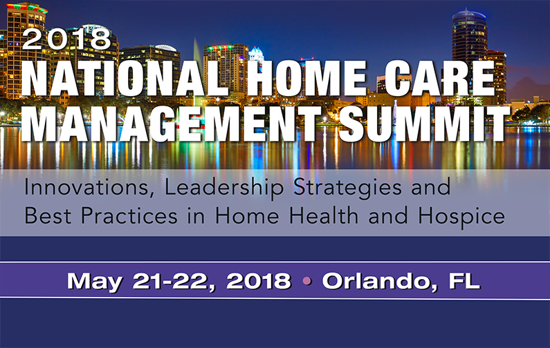 2018 National Home Care Management Summit