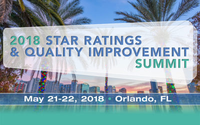 2018 Star Ratings & Quality Improvement Summit