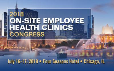 2018 On-Site Employee Health Clinics Congress