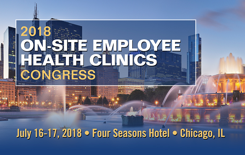 2018 On-Site Employee Health Clinics Congress