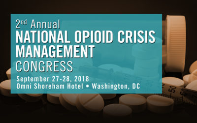 2nd Annual National Opioid Crisis Management Congress