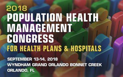 2018 Population Health Management Congress