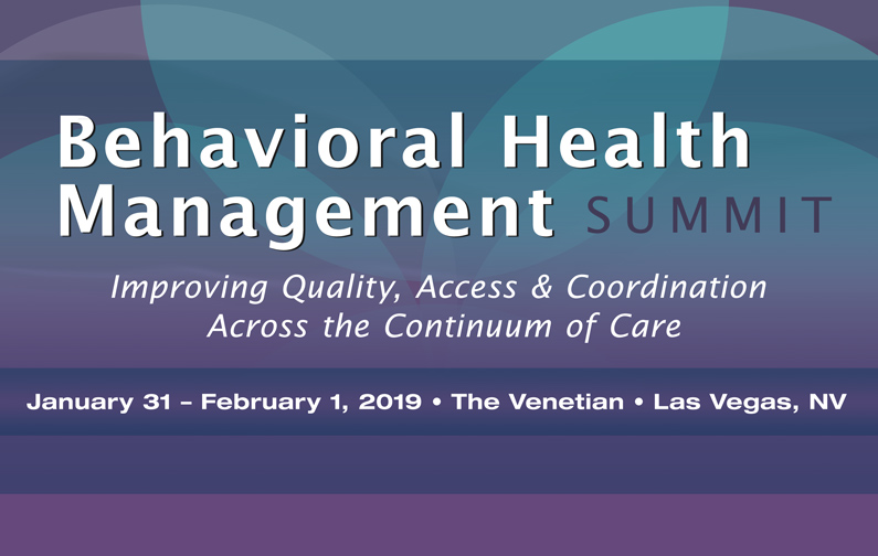 Behavioral Health Management Summit Bri Network