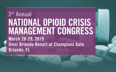 3rd Annual National Opioid Crisis Management Congress