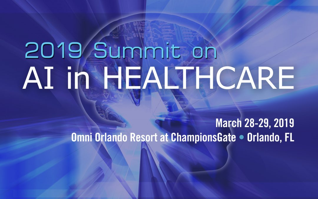 2019 Summit on AI in Healthcare