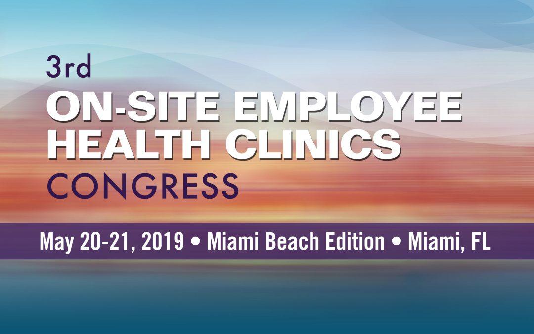 3rd Onsite Employee Health Clinics Congress
