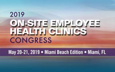 2019 Onsite Employee Health Clinics Congress