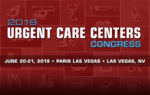 2019 Urgent Care Center Congress Masthead