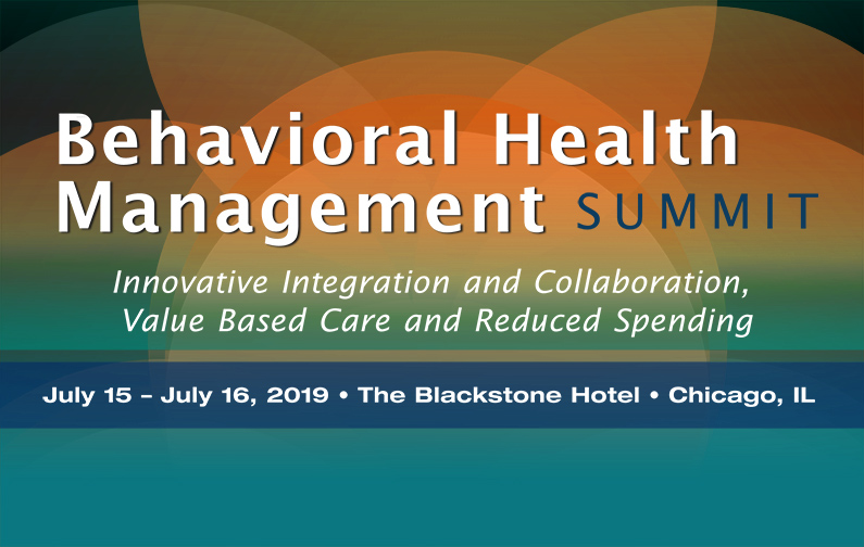 2019 Behavioral Health Care Summit
