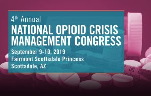 4th Annual National Opioid Crisis Management Congress