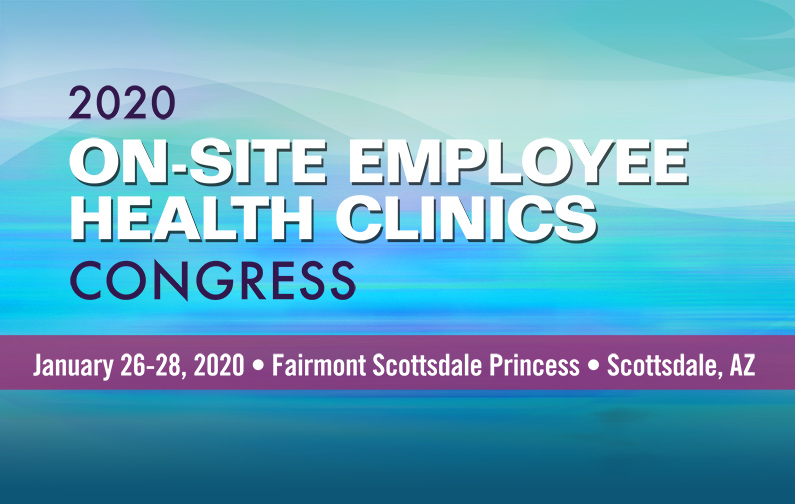 2020 On-Site Employee Health Clinics Congress