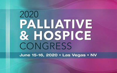 2020 Palliative and Hospice Care Congress