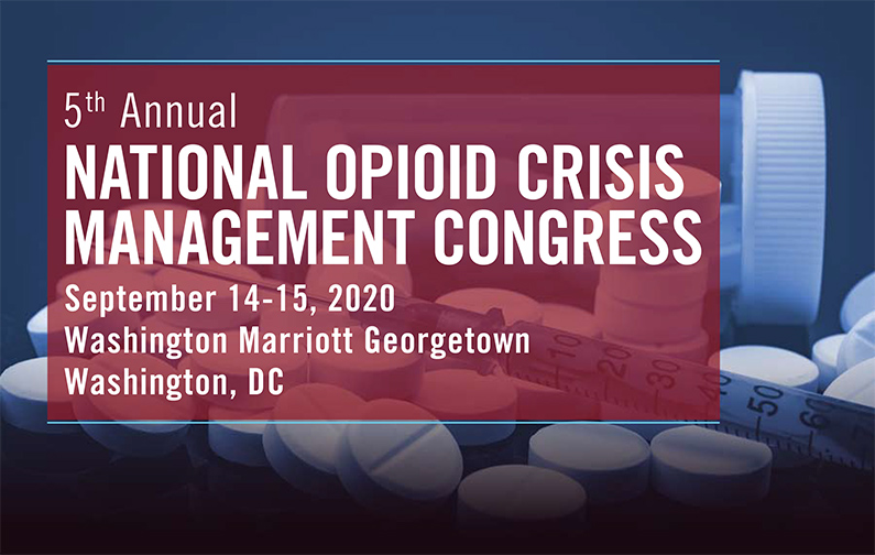 5th Annual National Opioid Crisis Management Congress