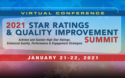 2021 Star Ratings & Quality Improvement Summit