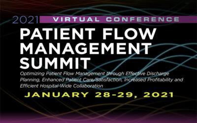 2021 Patient Flow Management Summit