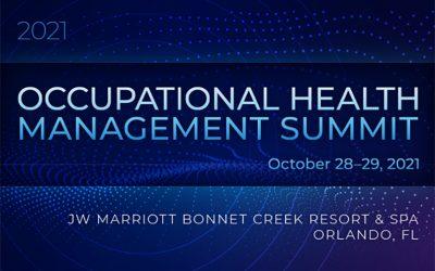 2021 Occupational Health Management Summit