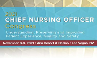 2021 Chief Nursing Officer Congress