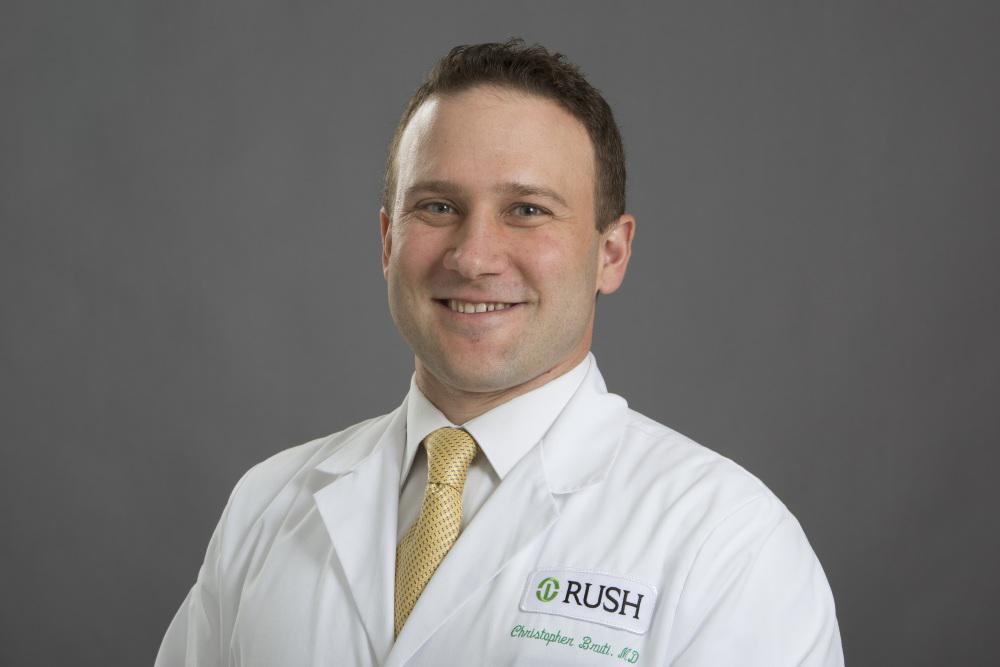 Christopher Bruti, MD